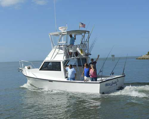 About us for Charter fishing marco island